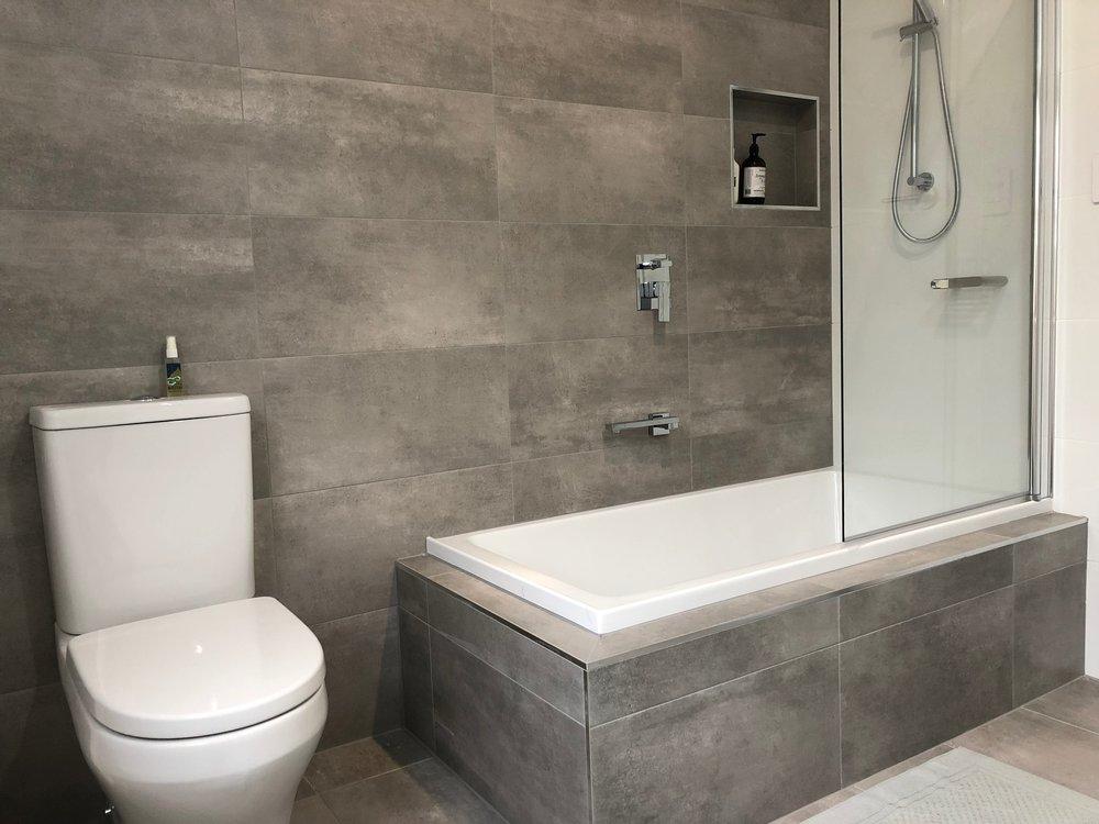 Camp Hill Bathroom Renovation -