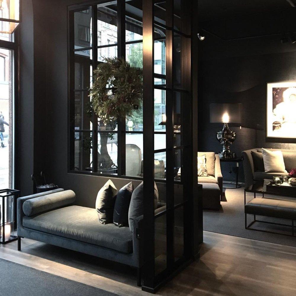 Slettvoll Malmø store, Scandinavian interior design - GARDE architecture & design