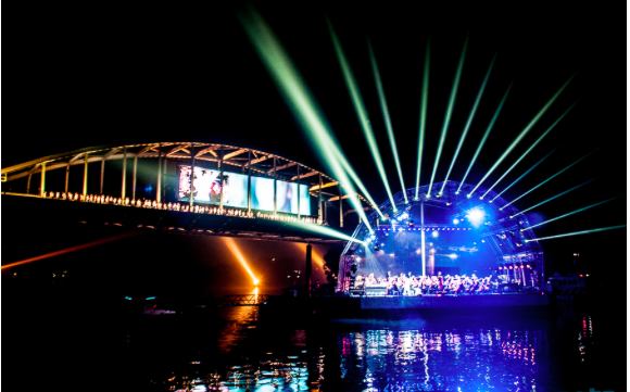 Bridge to liberation