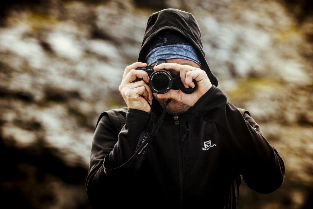 12. Outdoor Photography Studio -