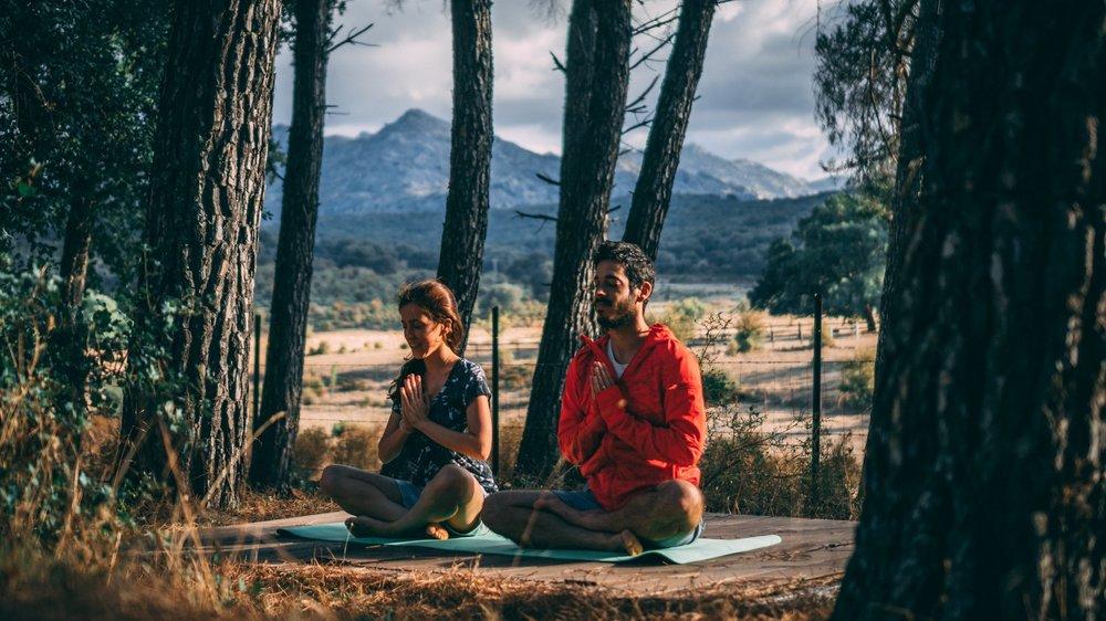 43. Yoga Retreat -