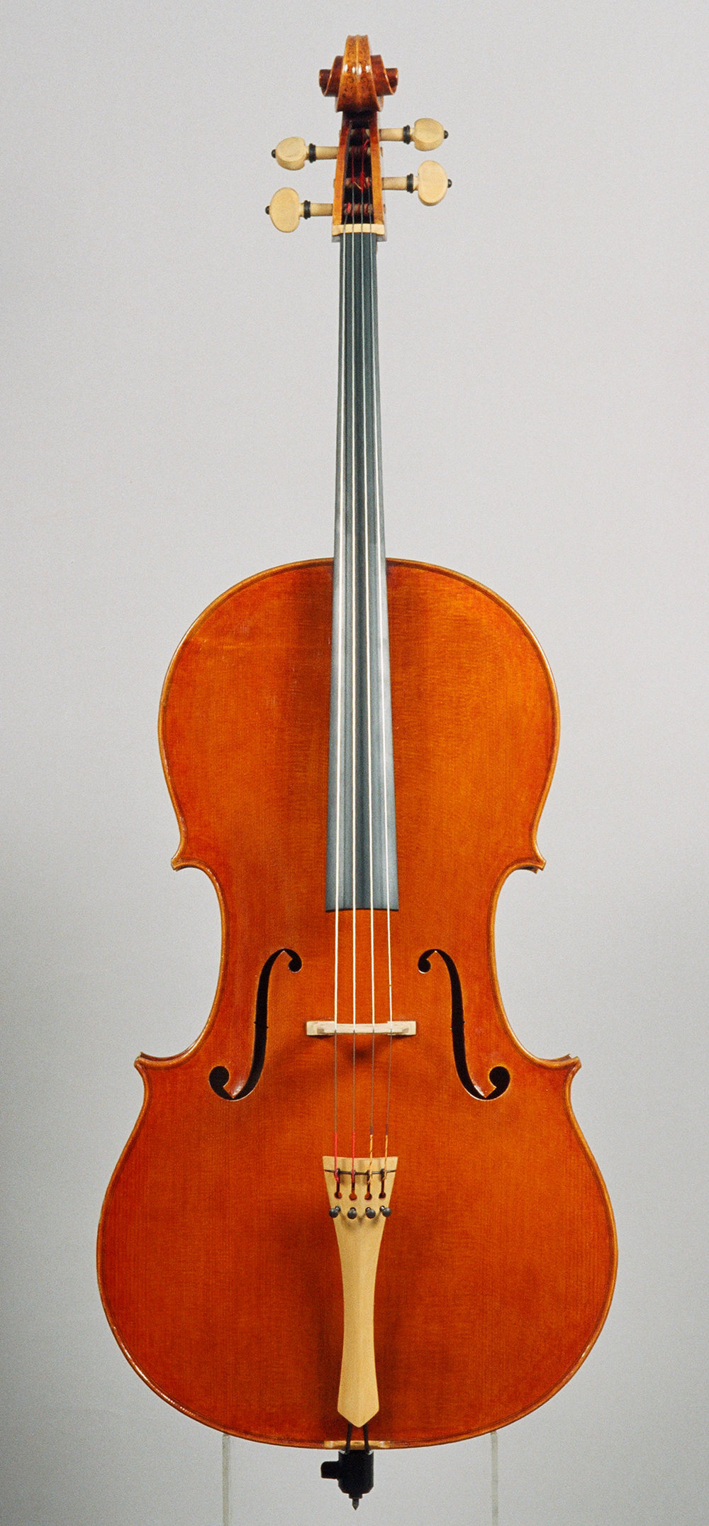 Decorated Cello   - 1991