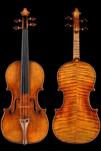 Stradivari, Il Cremonese - ex Joachim, 1715