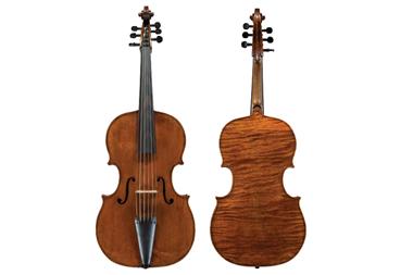 Girolamo Amati, Viola da Gamba