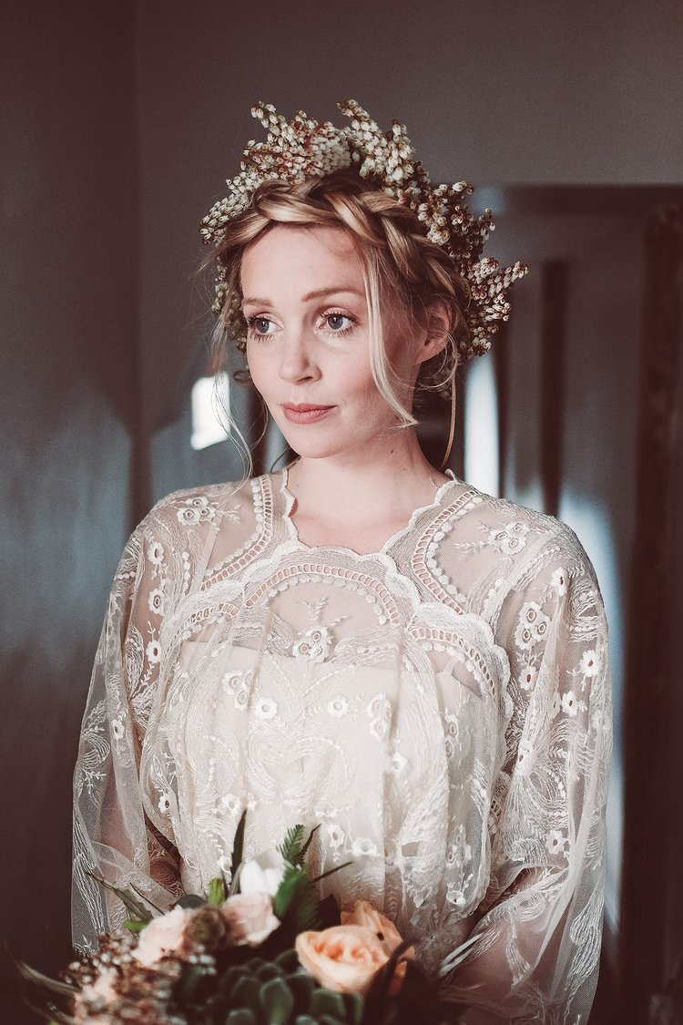 Story Of My Dress: Vintage Inspired Bridal Dresses with Heart ...