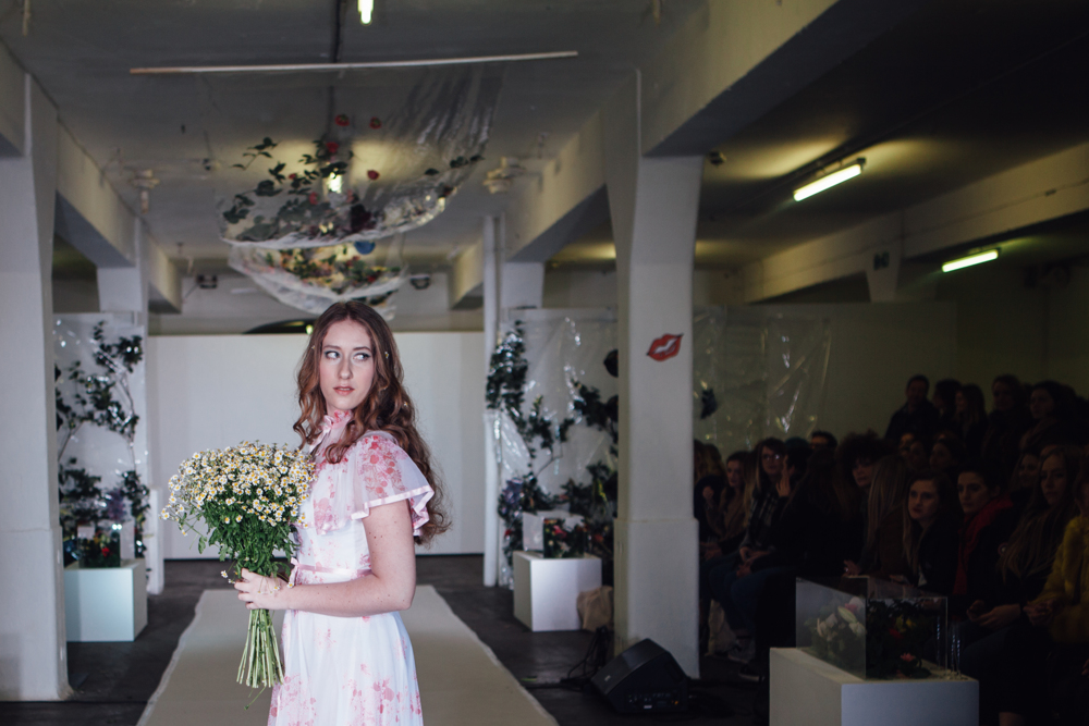 MARIA in  Peony Vintage Bouquet by  Boom Blooms