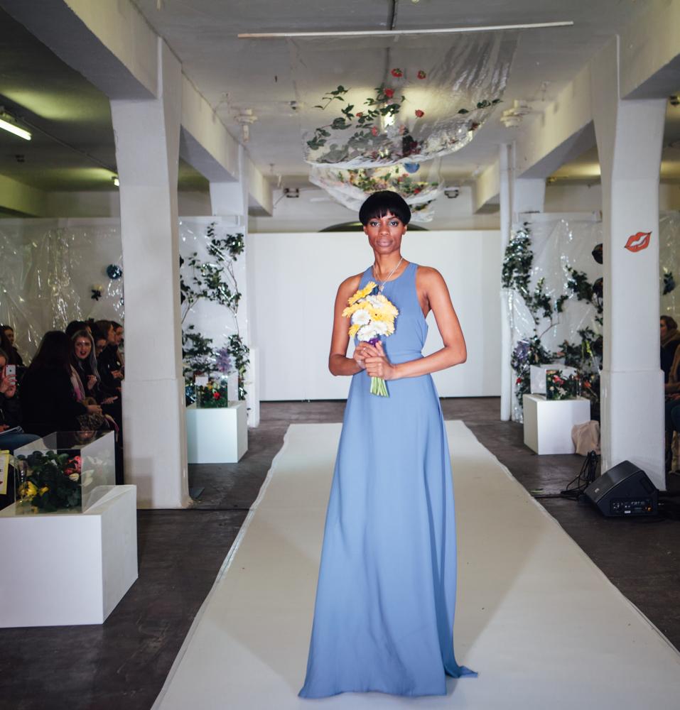 NATALIE in  Rewritten Bouquet by    Boom Blooms