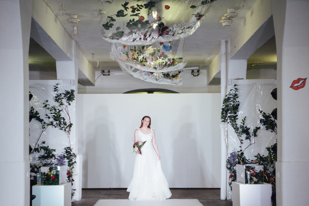VANESSA in  MaudiKa Bridal Bouquet by  Boom Blooms