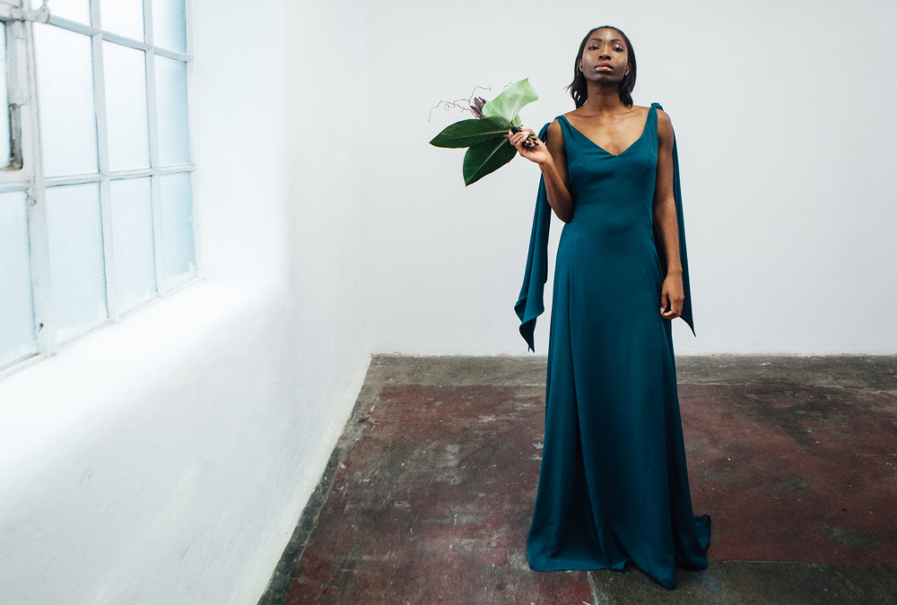 CHIOMA in  Rewritten Bouquet by  Boom Blooms
