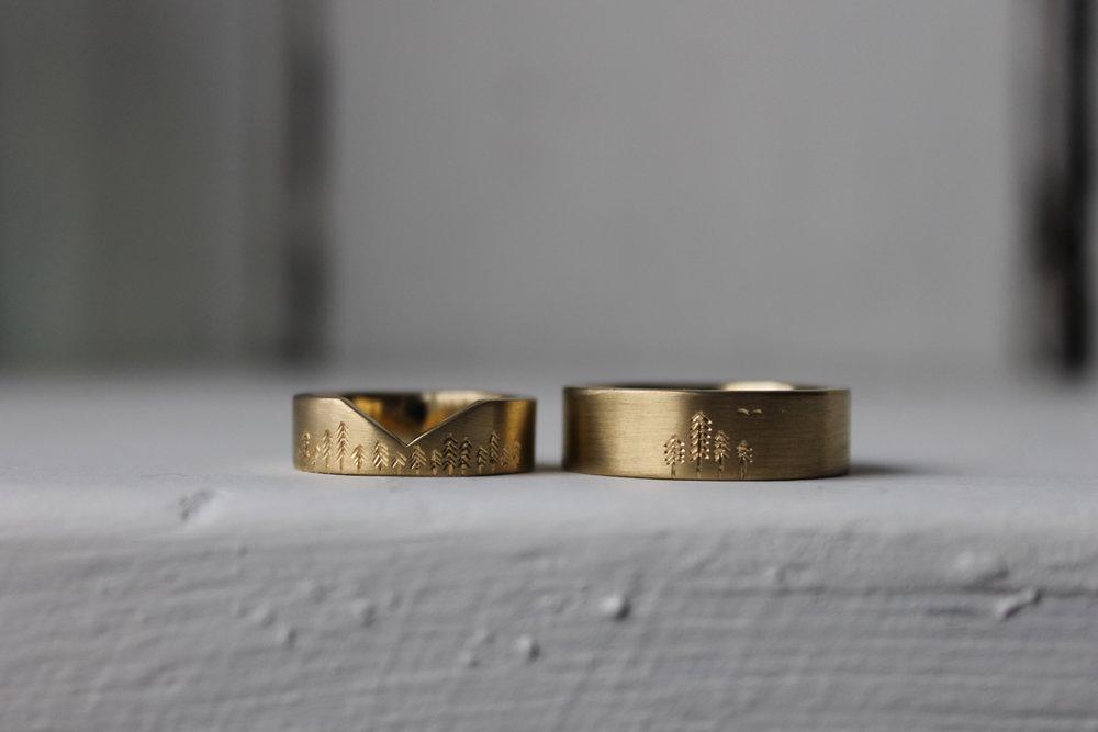 Make-your-own-wedding-ringstree_engraved_rings .JPG