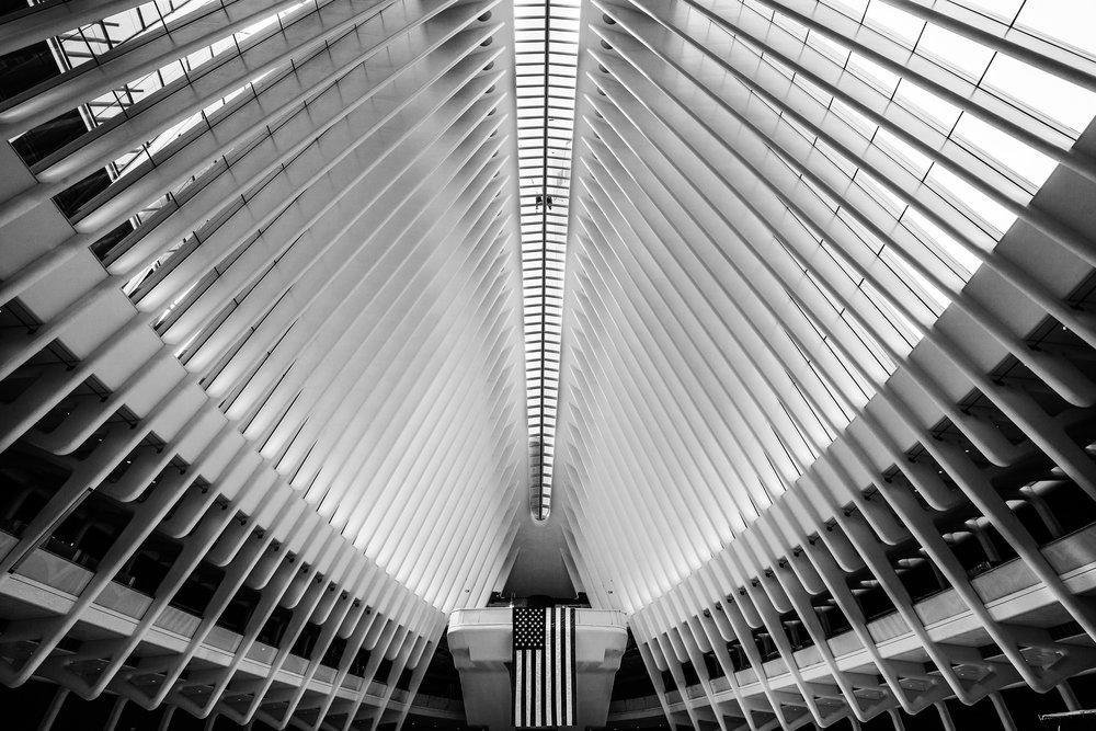 World Trade Center Station - New York