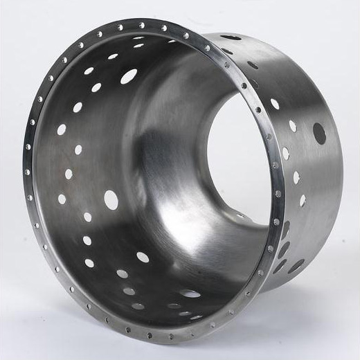 Stainless Steel - We use a low-carbon marine grade AISI 316L stainless steel, that is the preferred variety of stainless steel used in medical devices, aeronautics and aerospace (image credit PMF Industries, Inc.).