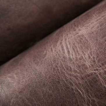 Italian Leather - Our Italian leather is refined through a sustainable chrome tanning process, and we selected it based on its softness, fine grain and durability.