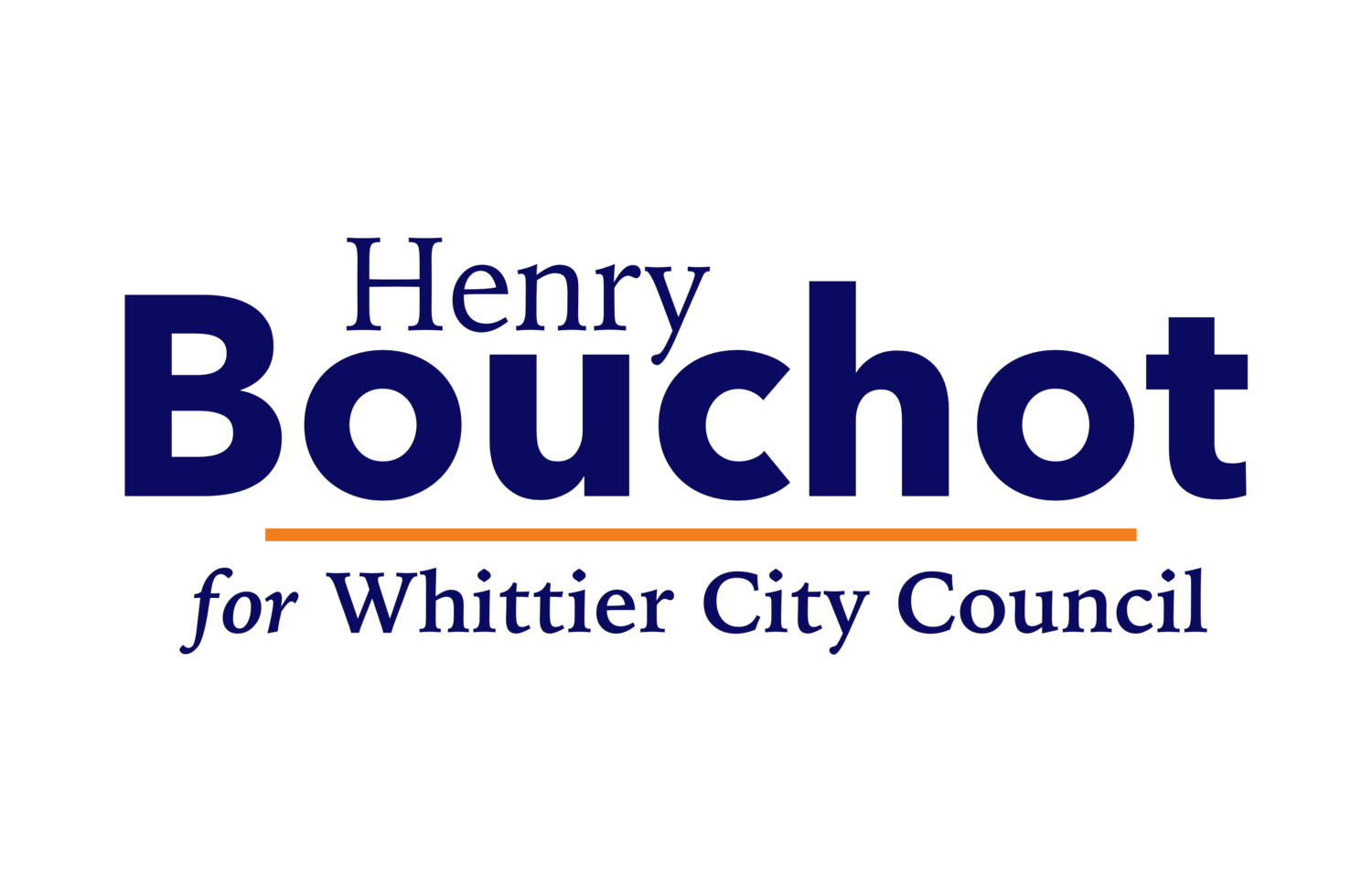 Bouchot for Whittier City Council
