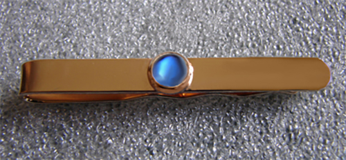 Tie Slide 9ct yellow Superfine Blue Moonstone.jpg