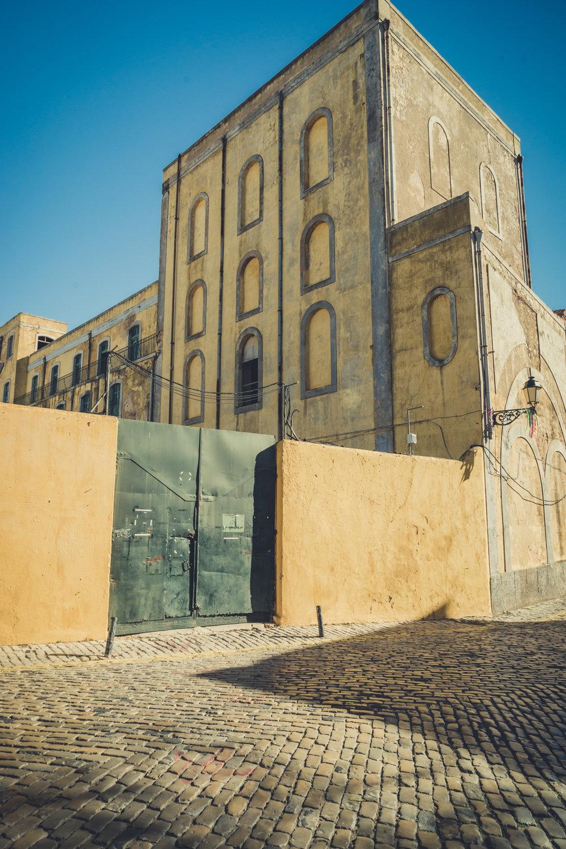FAro jail. prison in faro. faro in th algarve. old town faro.jpg