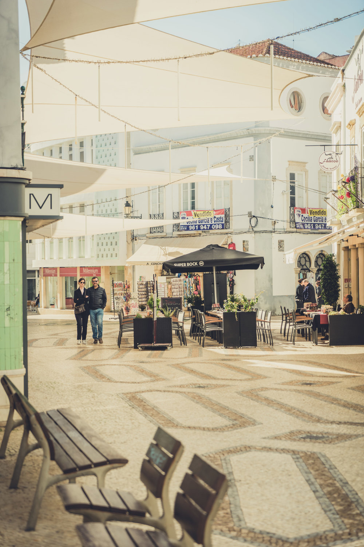 Faro street scene. Faro in the Algarve.jpg