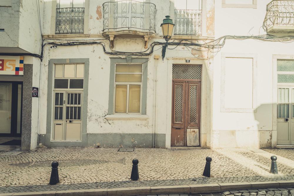 Old house dorrs in Faro. Faro in the Algarve.jpg