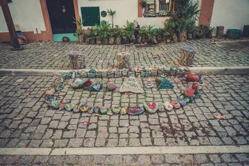 caldas de monchique portugal. lovely setting. stones on the ground. stones.jpg