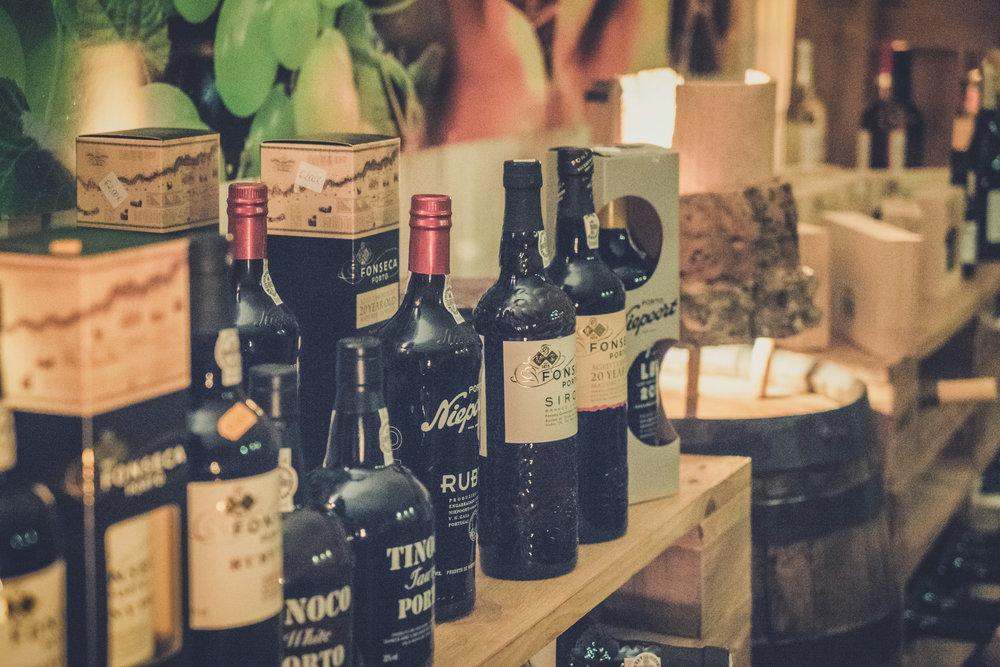 monchique portugal restaurante luar da foia. good food in monchique. fun times. wine celler. port celler. wine shop. great wine..jpg