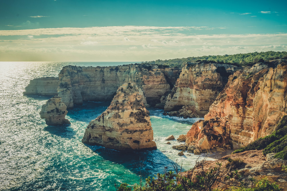 Marinha Beach. Seven Hanging Valleys Walk. portugal. algarve. beach. cliffs. tavel. caves. seastacks.jpg