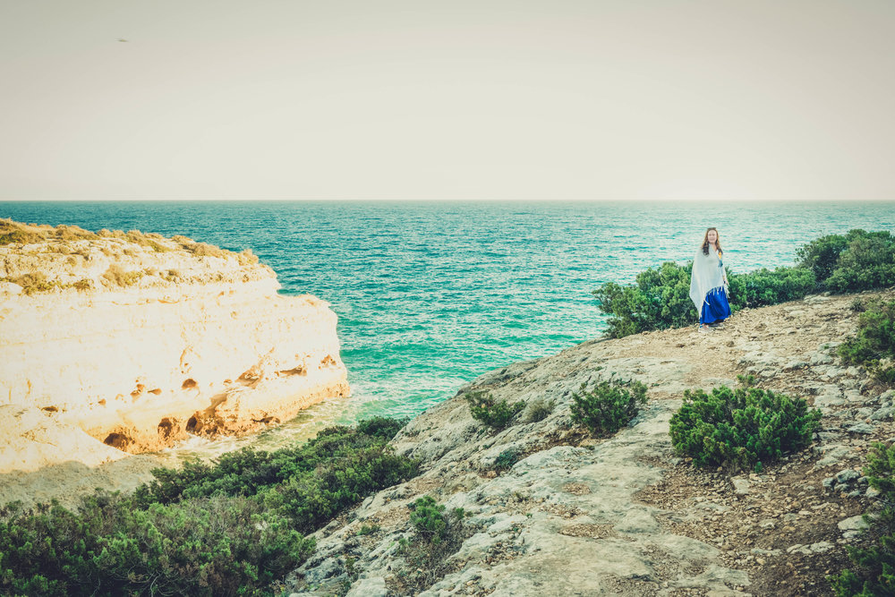 Marinha Beach. Seven Hanging Valleys Walk. portugal. algarve. beach. cliffs. tavel. caves. on the trail.jpg
