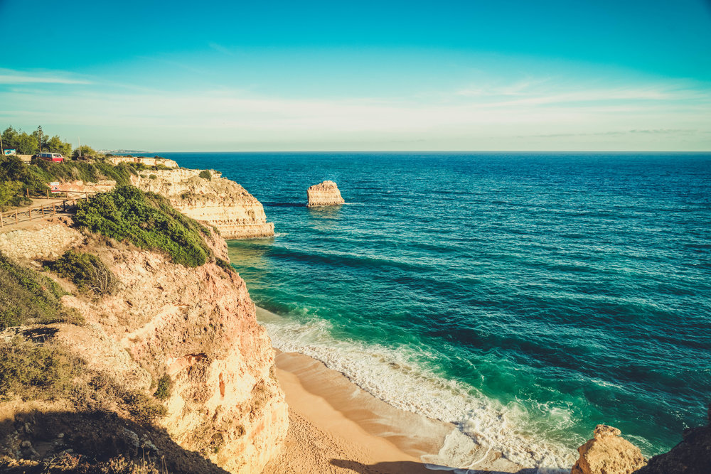 Marinha Beach. Seven Hanging Valleys Walk. portugal. algarve. beach. cliffs. tavel. caves. the big sea. algarve coast.jpg