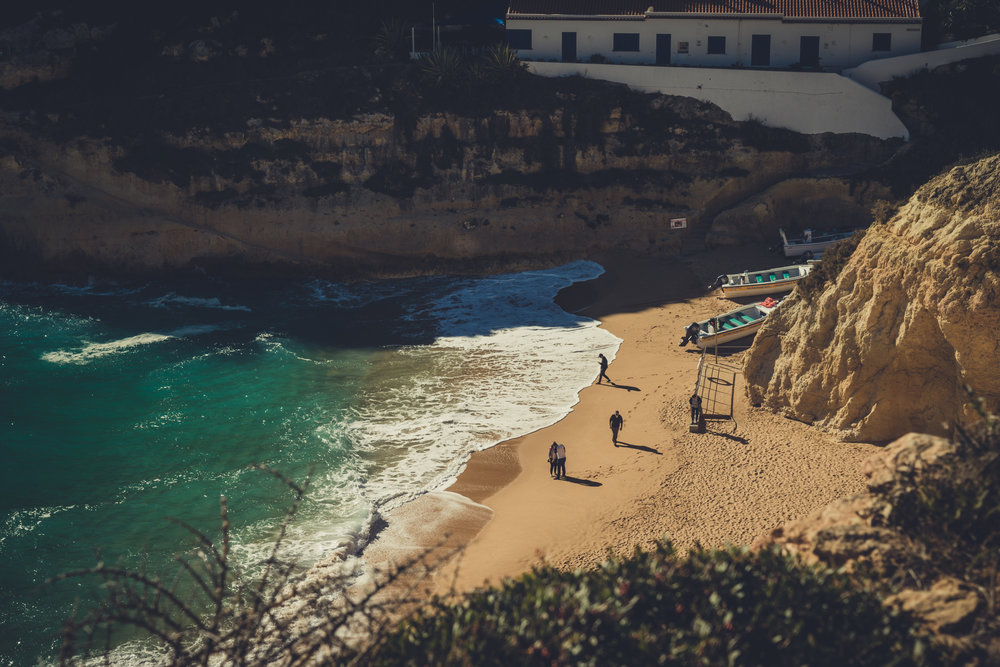 Marinha Beach. Seven Hanging Valleys Walk. portugal. algarve. beach. cliffs. tavel. caves..JPG