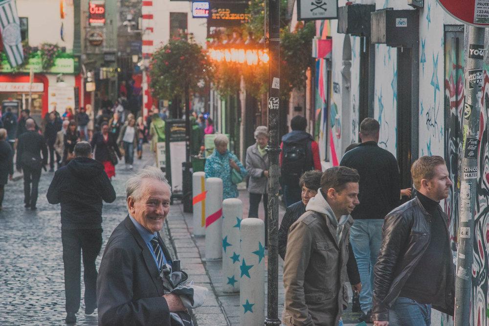 Dublin. Dublin city. street photography. ireland. travel. travel photography. photowalk. walking. people. street. art. on the street.  the people we meet.jpg