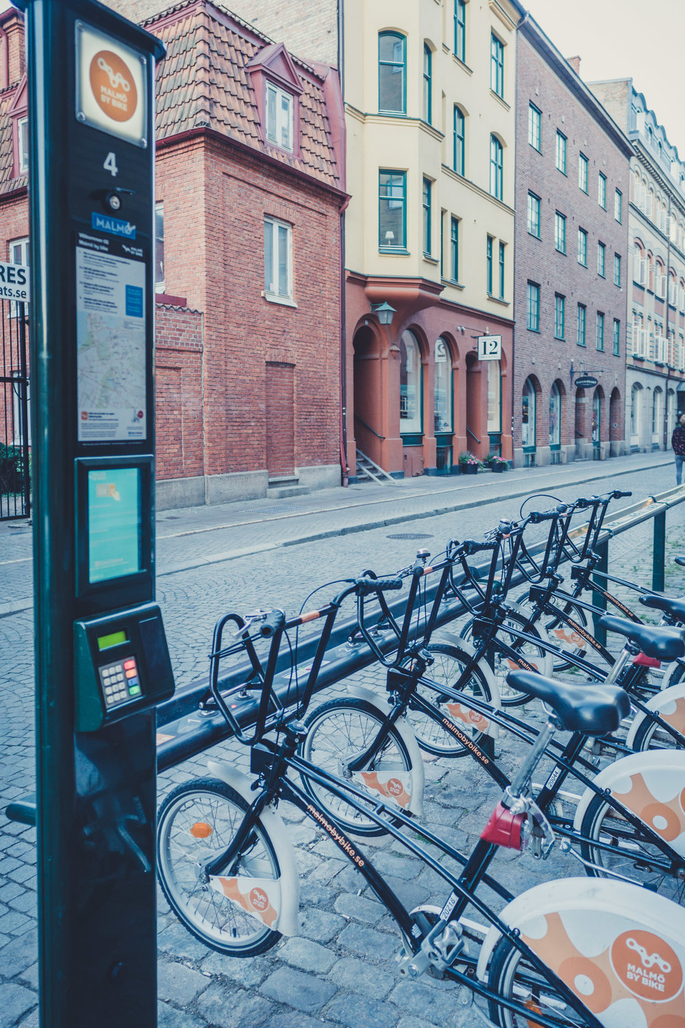 malmo. sweden. travel. scandinavia. history. viking. city. old. travel blog. palace. old town square palace. city bikes.jpg