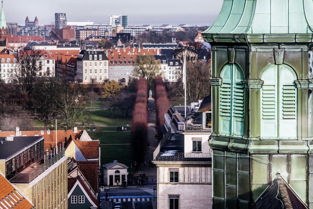 copenhagen. denmark. travel. adventure. europe. scandinavia. history. travelblog. looking over the city.jpg