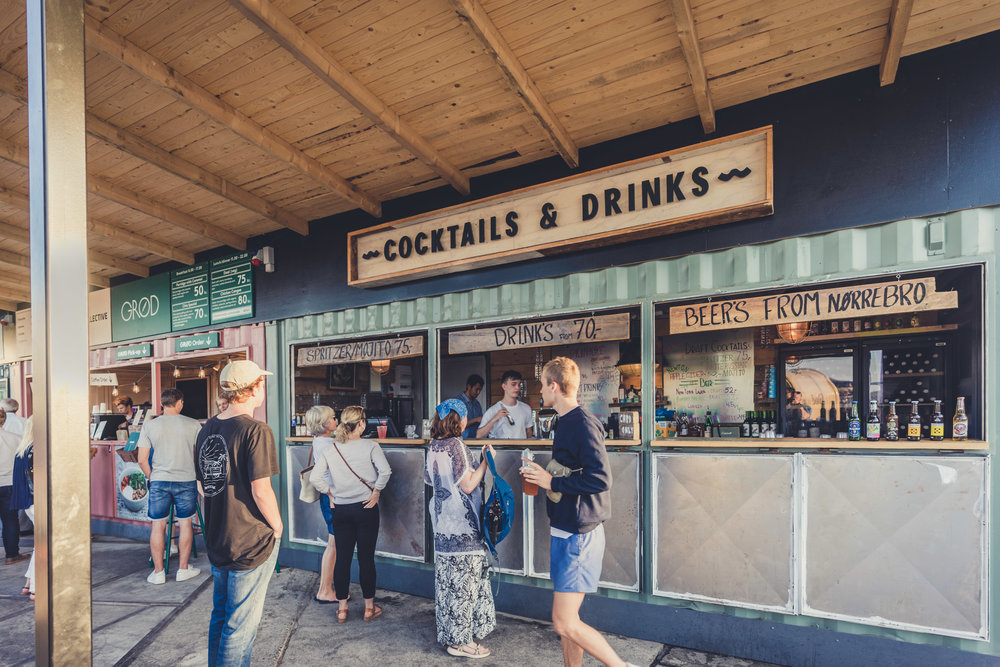 copenhagen. denmark. travel. adventure. europe. scandinavia. history. travelblog. classic view of the city. nyhavn food mall.jpg