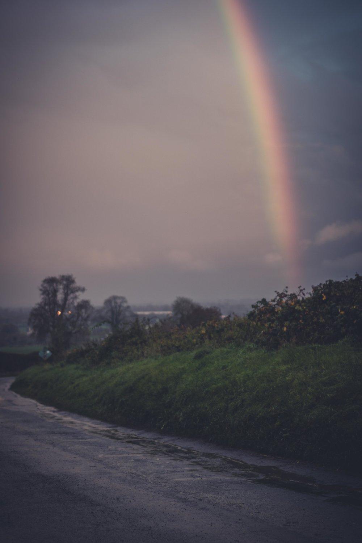 Tlachtga. hill of ward. ireland. irish. history. halloween. druid. rainbow.jpg