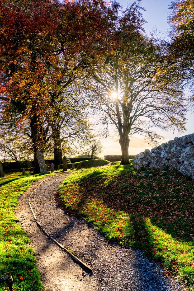 Ireland's Ancient Sites in Autumn Photo.jpg