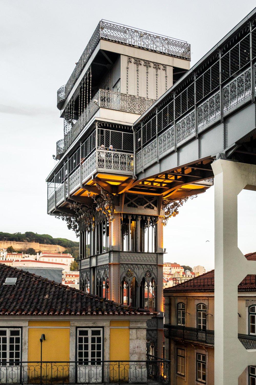 Santa Justa Lift Lisbon Portugal.jpg