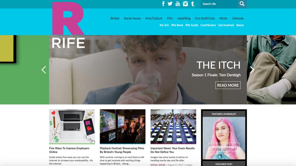 rifemagazine.co.uk