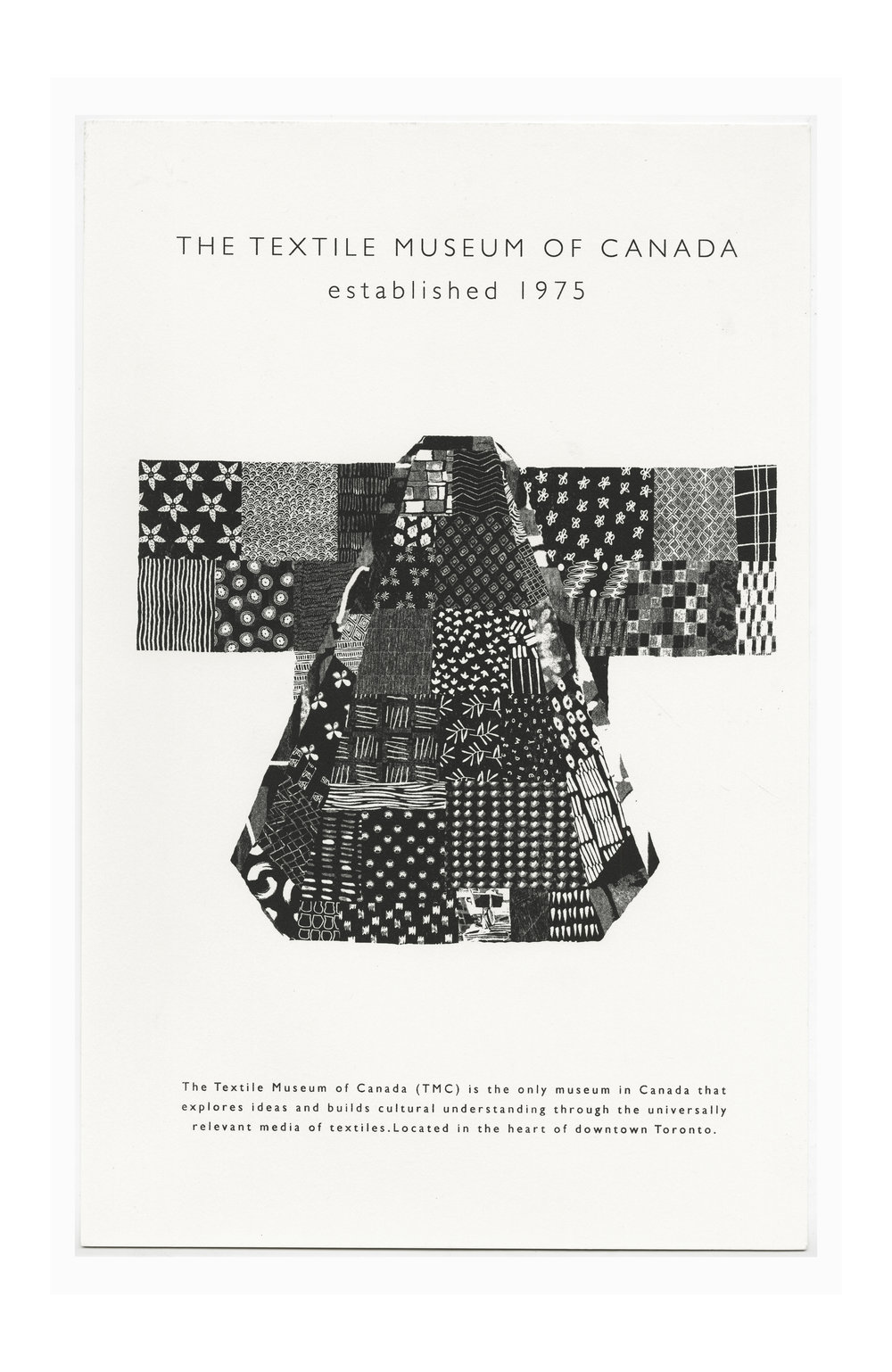 Textile Museum of Canada, 2016