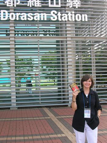 Tracy At The DMZ, South Korea.jpg