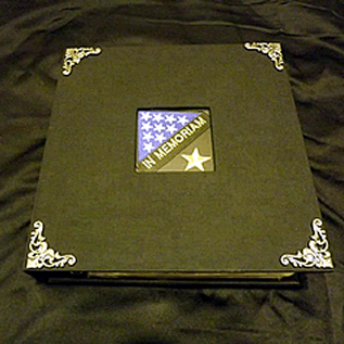 This Scrapbook is dedicated to the life and memory of our friend and favorite author Vince Flynn.   Put together with love by me and my family with Messages and pictures from his fans all across the globe. I hope our love and dedication shows in these pages and that his fans approve of the work done.   We love you Vince and we will never forget!!!   R.I.P. VINCE FLYNN-April 6, 1966-June 19, 2013