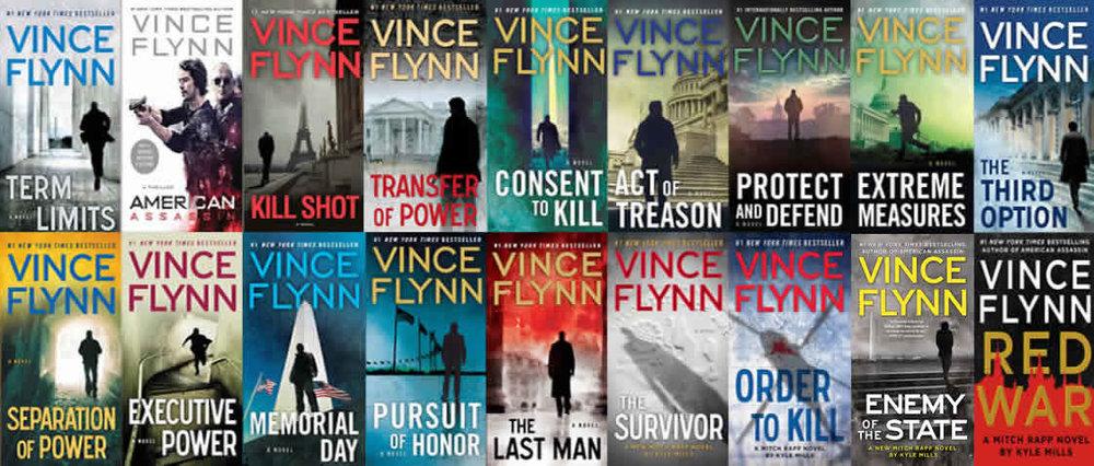 Vince Flynn Kill Shot Ebook