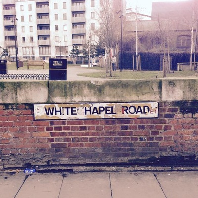 Whitechapel Road