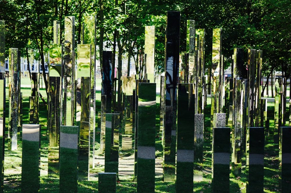 Mirror Labyrinth