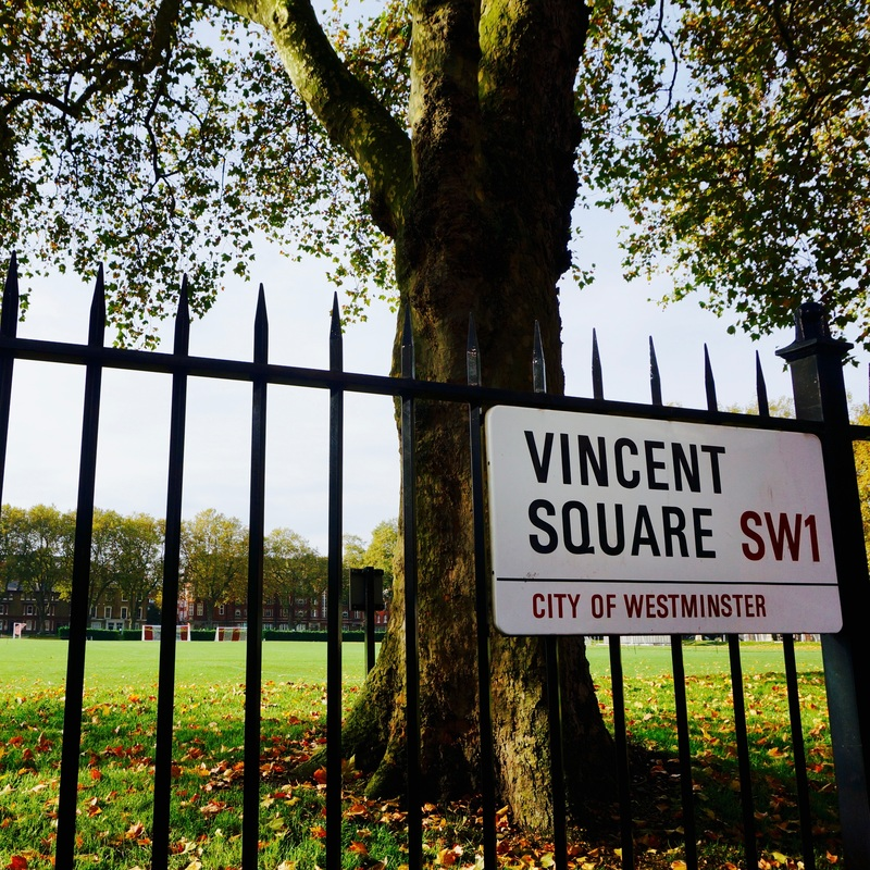 Vincent Square  Vincent Square is in an area once known as Tothill Fields which was used as a plague pit. It is now a playing field for Westminster School.