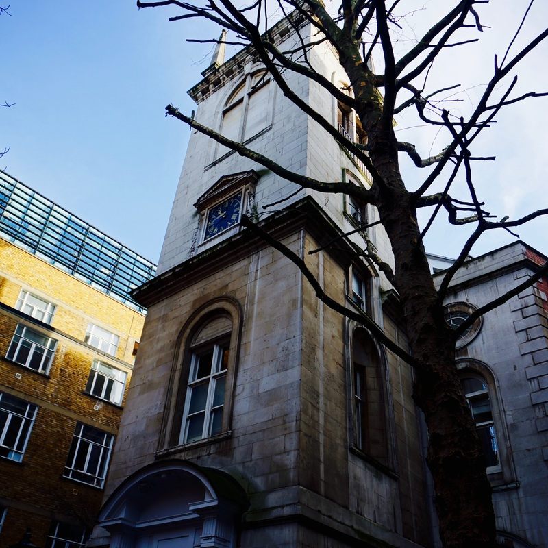 St. Olave Old Jewry