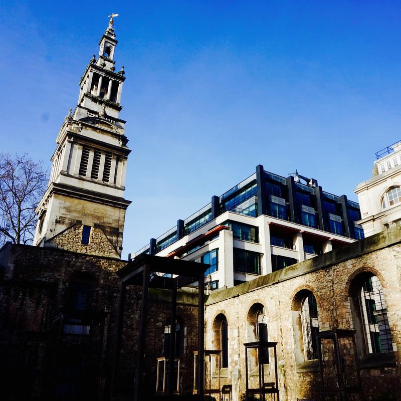Christ Church Greyfriars