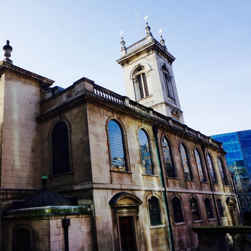 St. Andrew, Holborn