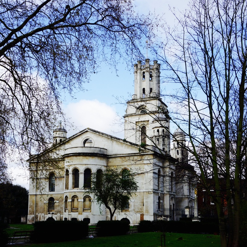 St George In The East, E1