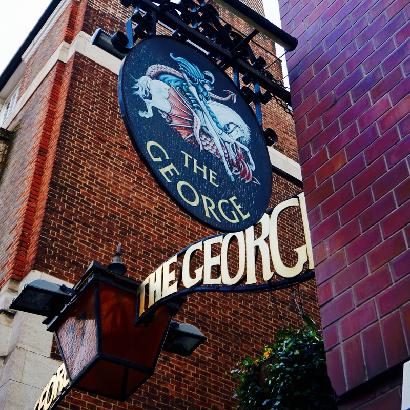 The George Inn, SE1