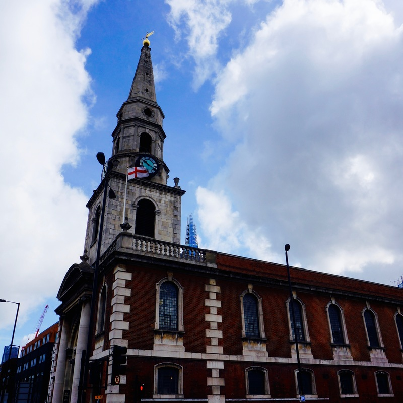St George The Martyr, SE1
