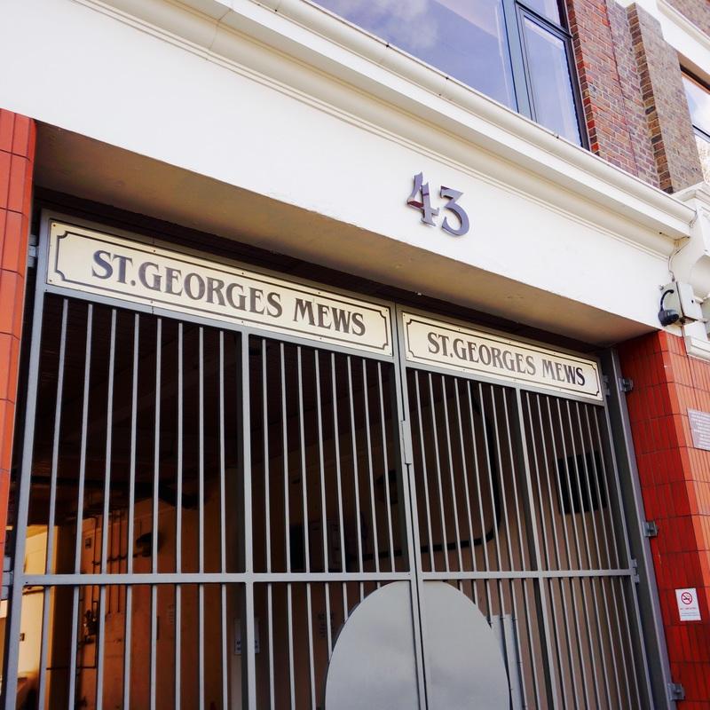 St Georges Mews